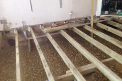 Floor Joist Replacement 2