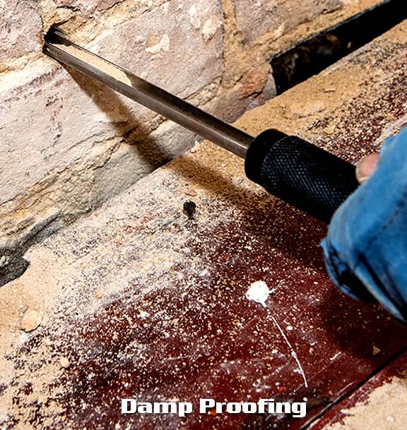 Damp Proofers